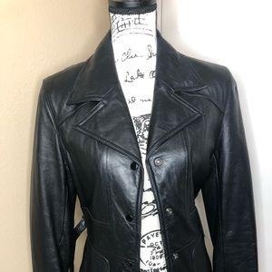 Women's wilson leather jacket M